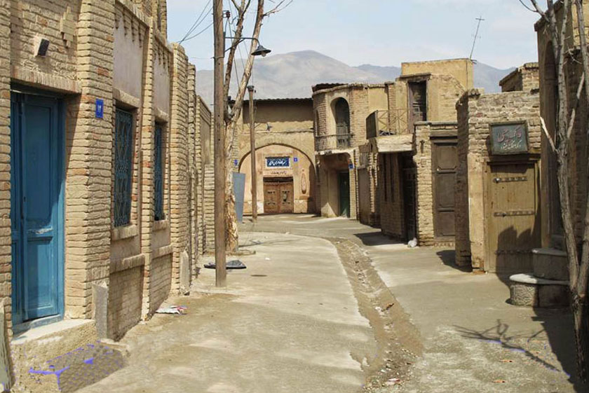 شهرک سینمایی غزالی تهران