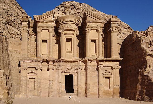 کاخ پترا اردن