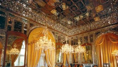 تالار آینه کاخ گلستان تهران