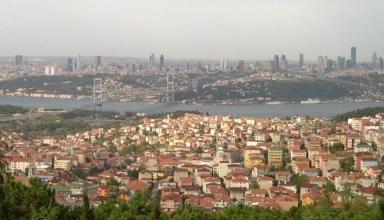تپه های چاملیجای استانبول