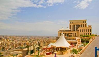 کوه سر مشهد