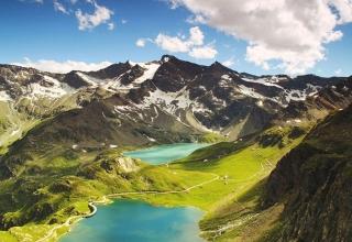 کوه های باشکوه فرانسه
