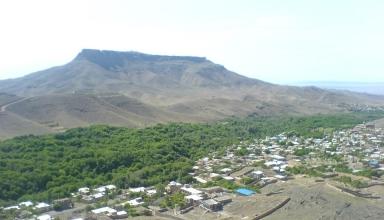 روستای بیدهند قم