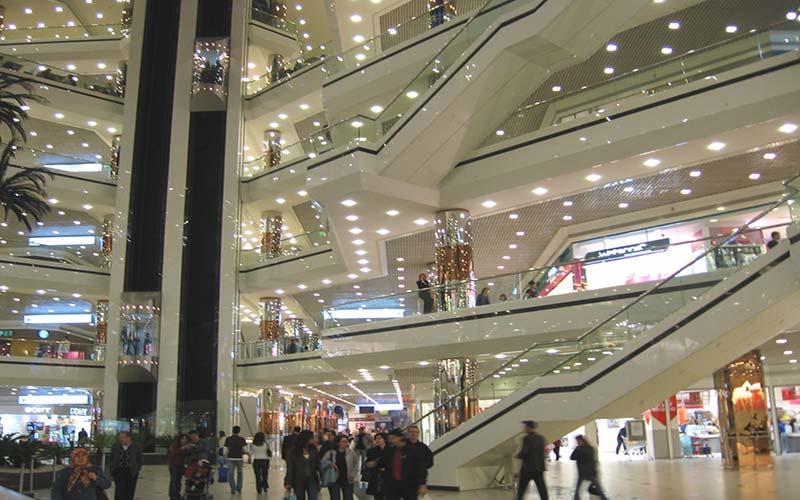 مرکز خرید آک مرکز استانبول