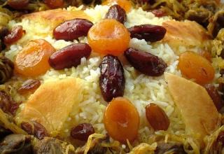 غذاهای محلی جمهوری آذربایجان