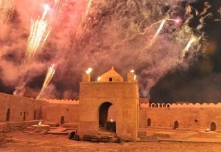 معبد آتشگاه باکو
