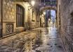 منطقه گوتیک بارسلونا اسپانیا