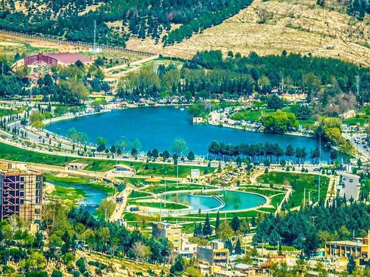مکان های دیدنی خرم آباد