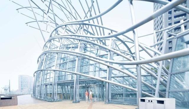 موزه ملی هنر اوساکا ژاپن