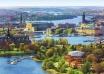 جزیره یورگوردن استکهلم سوئد