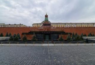 آرامگاه لنین مسکو روسیه