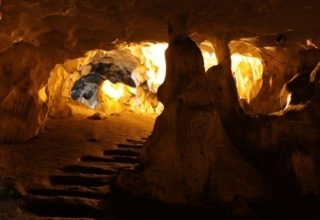غار کارائین آنتالیا