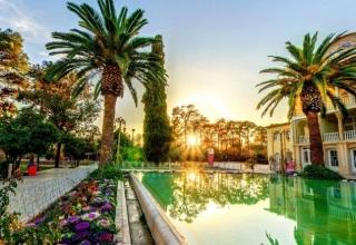بهترین باغ های شیراز