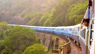 بهترین زمان سفر با قطار