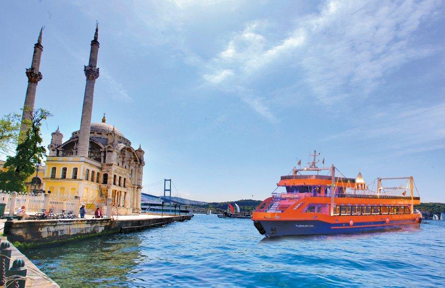 جاهای تفریحی استانبول