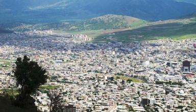 شهر بانه کردستان