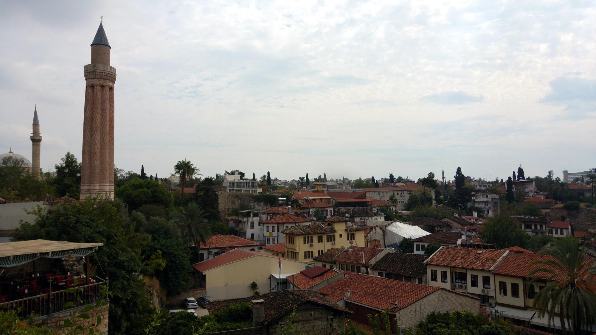 شهر قدیمی کالیچی آنتالیا