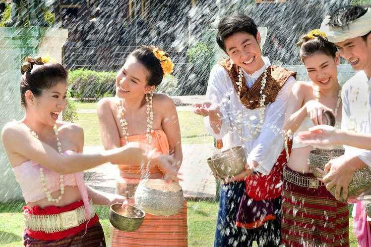 آداب فرهنگی عجیب مردم تایلند
