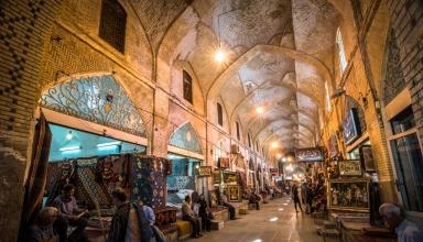 بازار قزوین