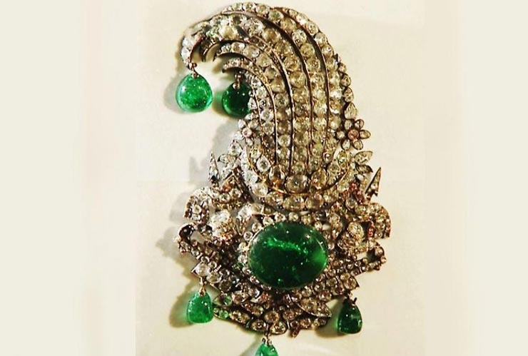 نادری - معرفی موزه جواهرات ملی | National Jewelry Museum