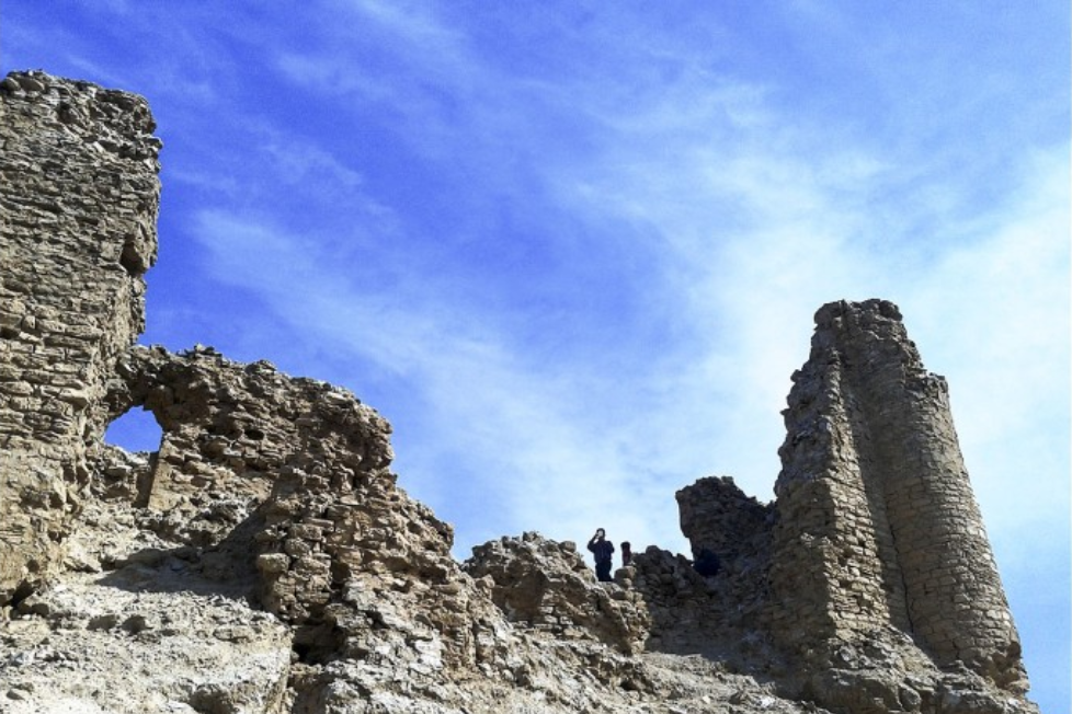 قلعه دختر لاور ساحلی
