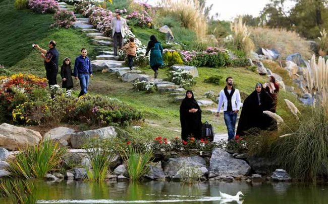 Botanic Garden - مجموعه تفریحی و گردشگری باغ گیاه شناسی مشهد