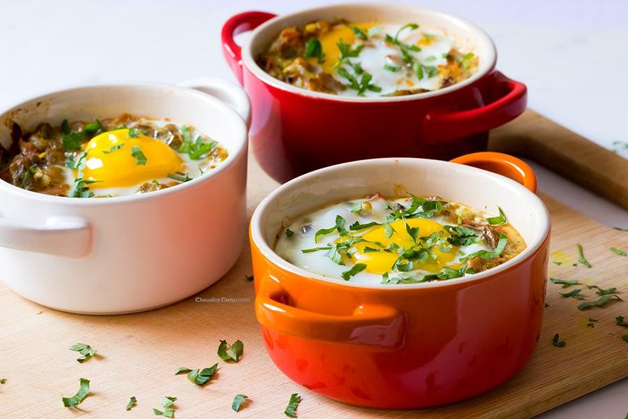 Mirza Ghasemi eggplant tomatoes sauce - طرز تهیه میرزا قاسمی ، غذای محبوب گیلانی | Mirza Ghassemi