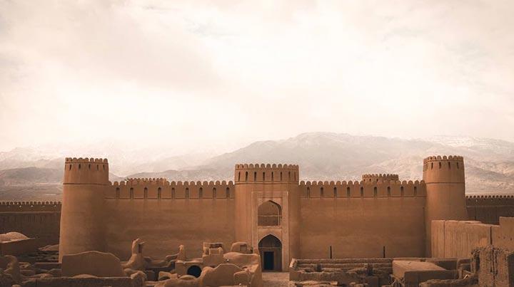 Untitled 9 7 - آشنایی با دیدنی های شهر تاریخی راین | Rayen