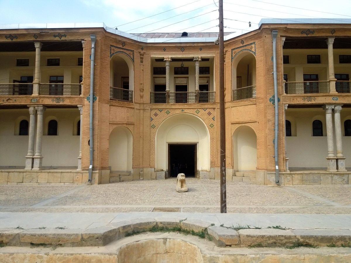 قلعه دزک
