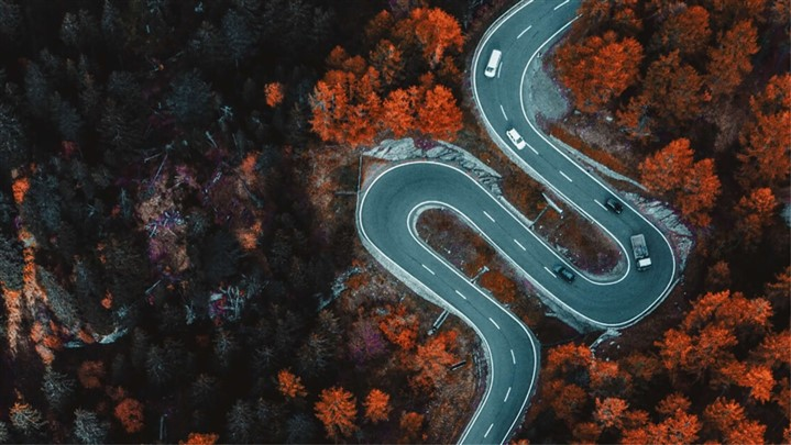 پاییز فصل سفر