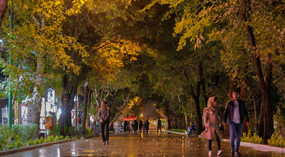 خیابان چهارباغ