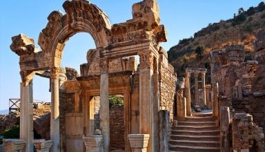 مناطق باستانی ترکیه