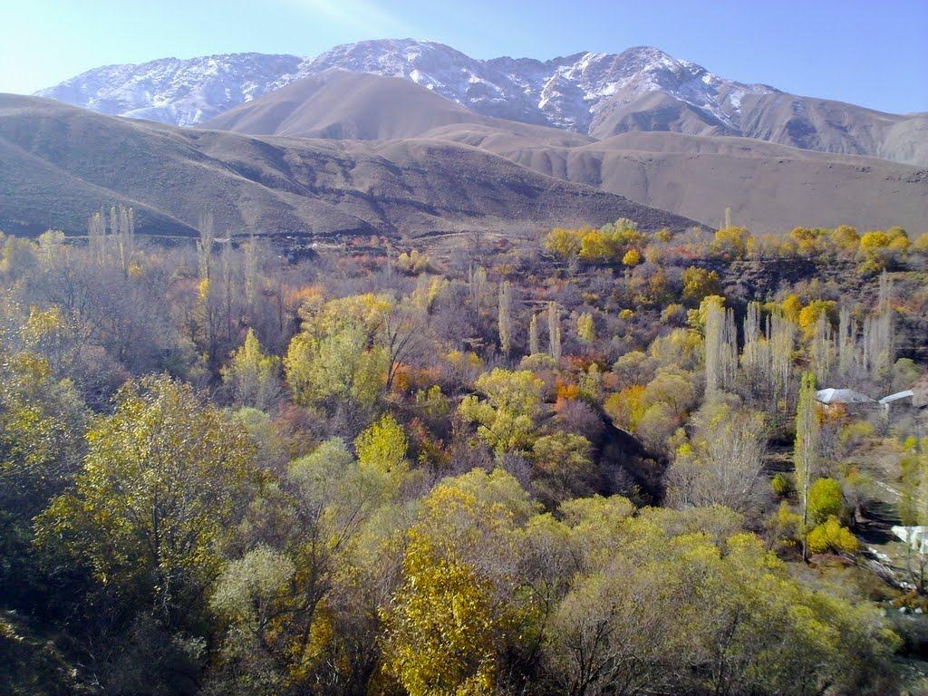 روستای ارنگه کرج