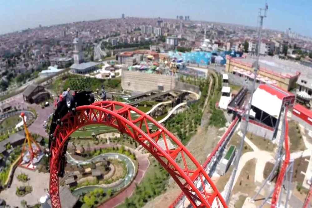 شهربازی استانبول