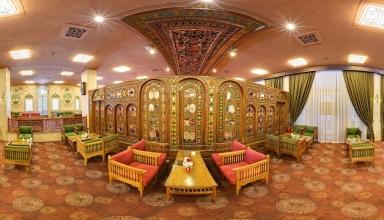 رستوران چهل ستون