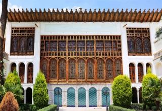 خانه تاریخی مشیرالملک
