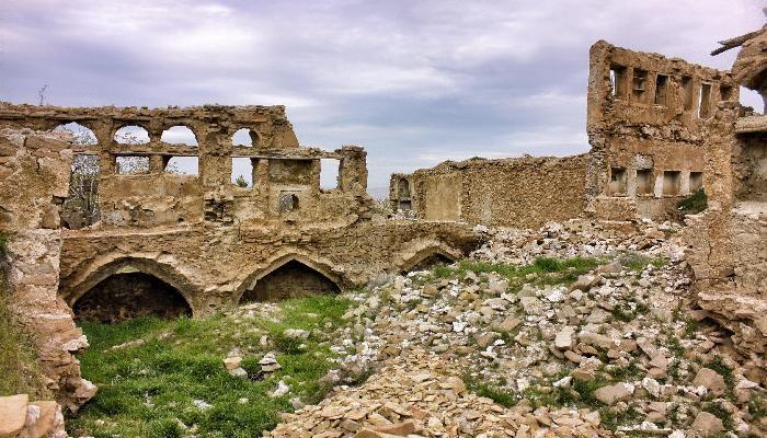 روستای قلات