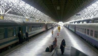 برنامه زمانبندی قطارها
