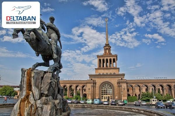 تور ارمنستان و دبی