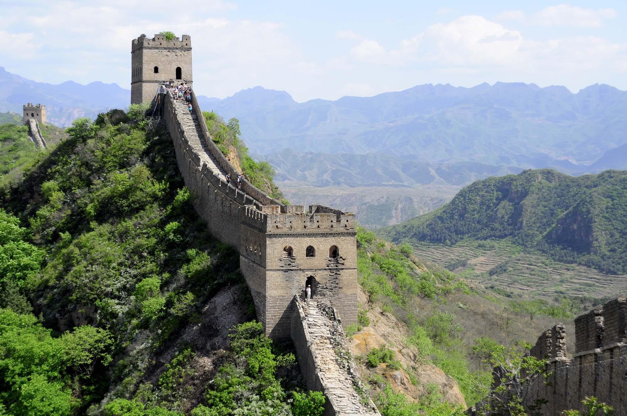دیوار بزرگ چین