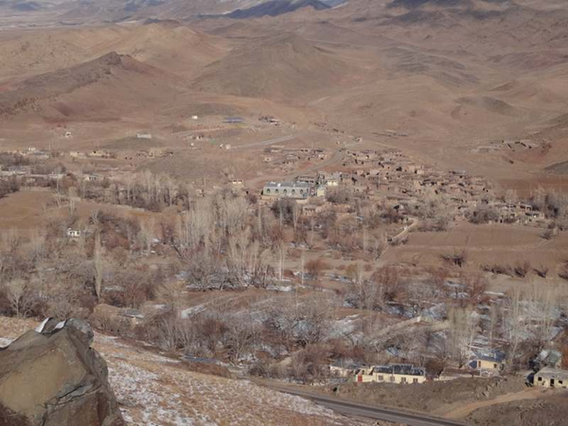 جاهای دیدنی شهر بابک