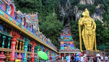 جاذبه های مهم و دیدنی های مالزی
