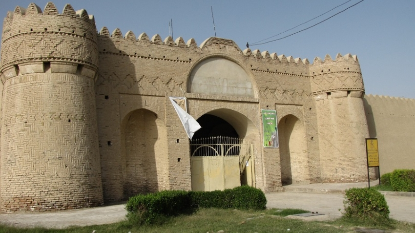 جاهای دیدنی ایرانشهر