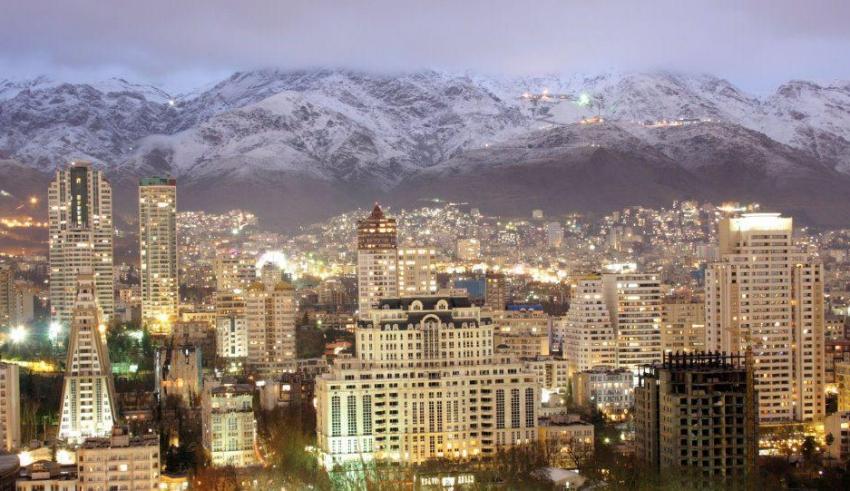 مکان های لاکچری تهران کجاست ؟
