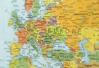 مقاصد اروپایی در زمستان