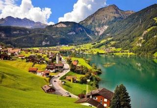 سفر به سوئیس و اروپا
