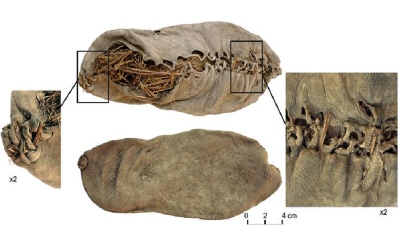 قدیمی ترین کفش جهان در ارمنستان