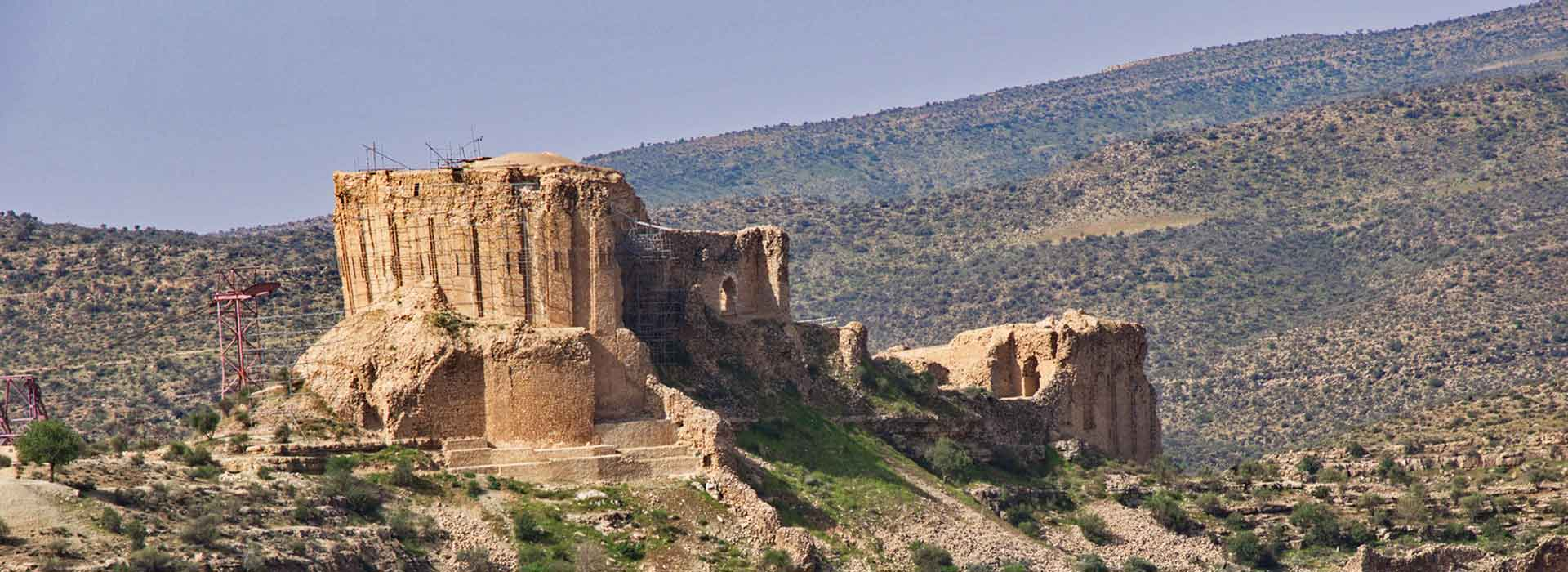 جاهای دیدنی فیروزآباد
