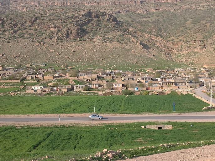 جاهای دیدنی آسمان آباد