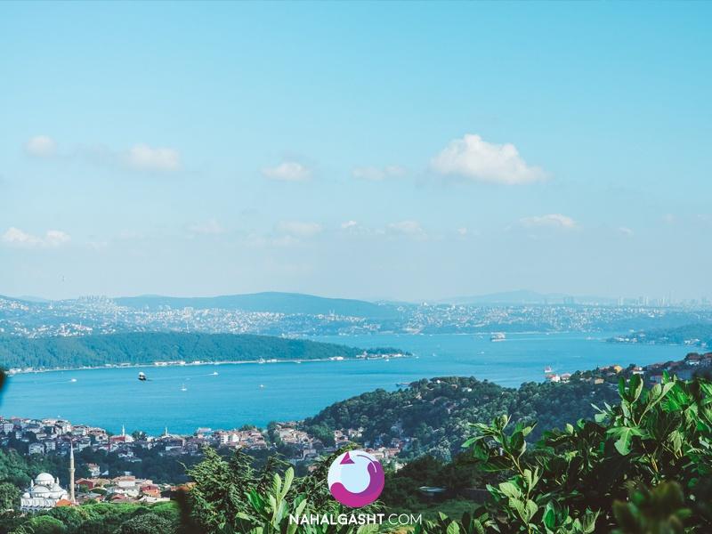 چهار روز در استانبول